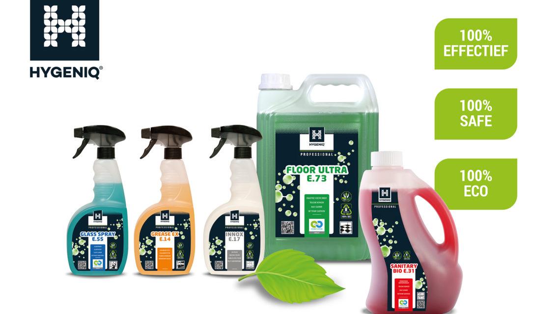 green key schoonmaakproducten